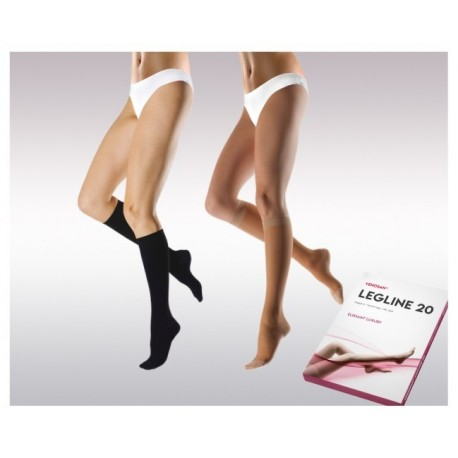 "VENOSAN ""LEGLINE"" natural color support socks"