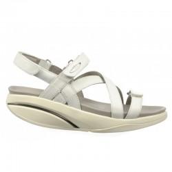 MBT White 6S sandals
