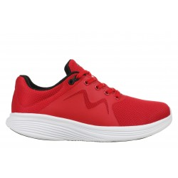 MBT YASU LACE UP red shoes