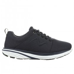 MBT WAVE Navy Lacy Up shoes