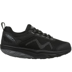 MBT Aspen black shoes