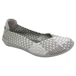 Bernie Mev Catwalk Silver Grey