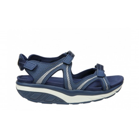 MBT LILA indigo blue sandals
