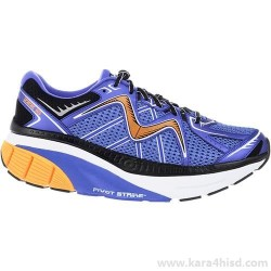 MBT ZEE16 Steel Blue  shoes