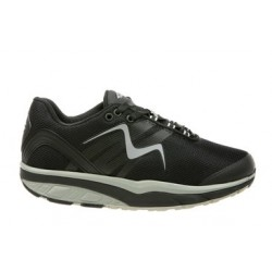 MBT LEASHA BLACK/SILVER shoes