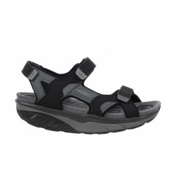 MBT SAKA SPORT Black/Grey  sandals