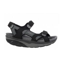 MBT SAKA SPORT Black/Grey  sandals