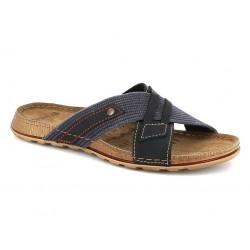 INBLU GG-03 Black sandals