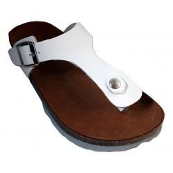ACQUA Bianco slippers