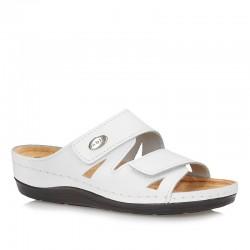 INBLU LF-07 White slippers