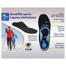 NovaPED sports Downhill Skiing insoles
