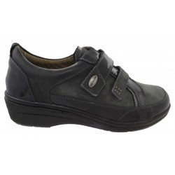 GRUNLAND SC1484-68 NERO shoes